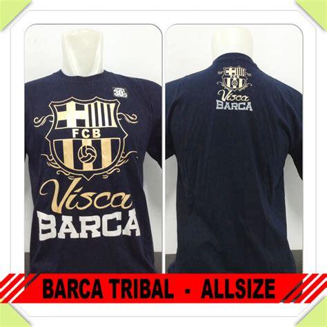 Syal Barca kaos bola murah barca tribal allsize pusat baju bola