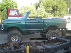 1973 ford rock crawler or mud