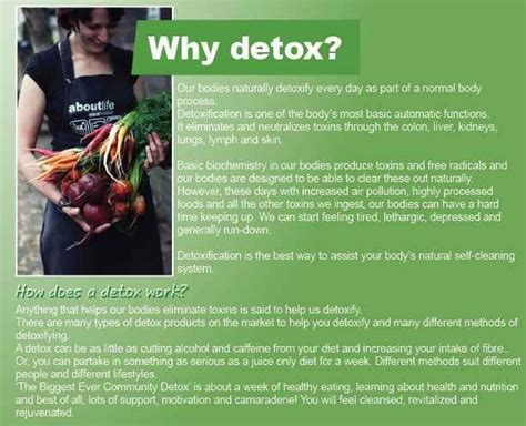 Why Detox Is So Important by Why Zija Detox Tea Zija Tea Is An Important Part Of The