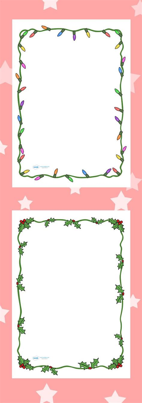 wedding border twinkl 34 best images about projects to try on