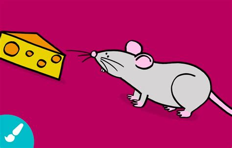 imagenes infantiles ratones dibujos de animales para ni 241 os c 243 mo dibujar un rat 243 n