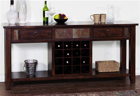 Buffet Server Wine Rack by Rustic Buffet Server Sideboard Wood Buffet Server Rustic