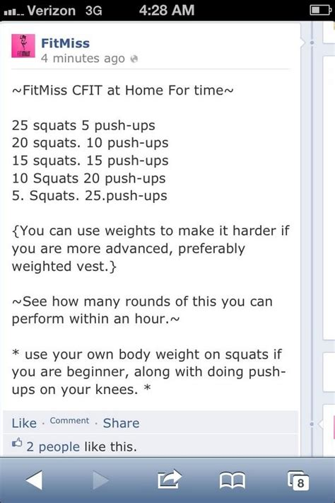 crossfit workout at home fitness home