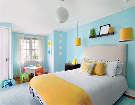 childrens bedroom colour schemes updating your child s room with inspiring color