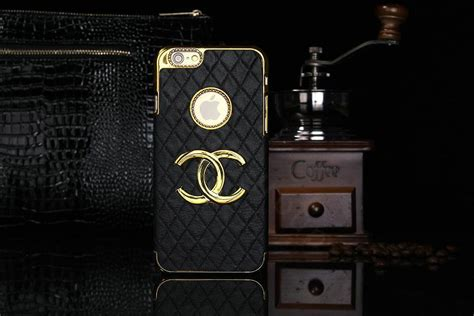 Hardcase Chanel For Iphone 66s 1 buy wholesale chanel leather cases luxury back covers skin for iphone 7 plus from