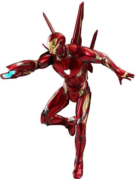 War Machine Diecast Toys Ironman Figure infinity war toys diecast figure