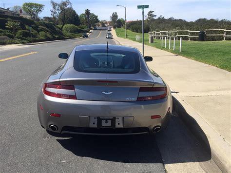 Aston Martin Vantage Manual Transmission by Fs 2007 Aston Martin Vantage Manual Transmission Socal