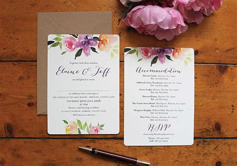 Pretty Wedding Invitations by Pretty Paperie 101 Inspiring Wedding Invitations