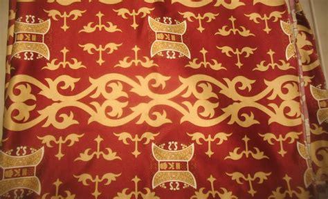 sejarah motif batik aceh  penjelasannya batik tulis