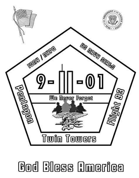 coloring pages of world trade center 9 11th coloring sheet for kids