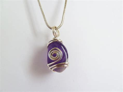 how to make wire wrapped jewelry wire wrapped pendants