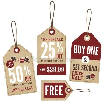 vintage swing tags vector swing tag images
