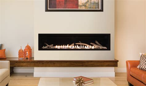 60 Gas Fireplace by Boulevard Vent Free Linear Fireplace 60 Quot