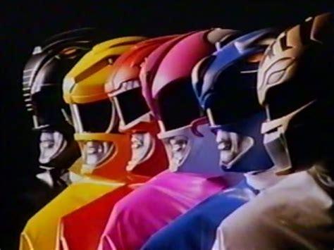 film kartun anak power ranger mighty morphin power rangers the movie teaser 1995