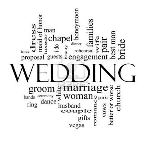 wedding word pin by carol pautler on wedding stuff