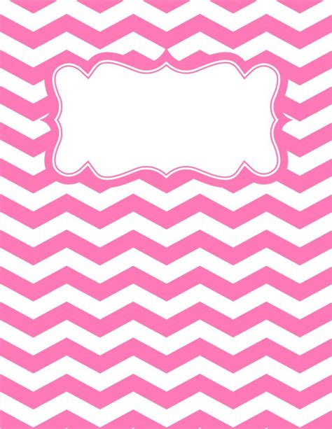 Chevron Binder Cover Templates best 20 chevron binder covers ideas on