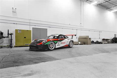 pfaff motorsports fields  strong lineup