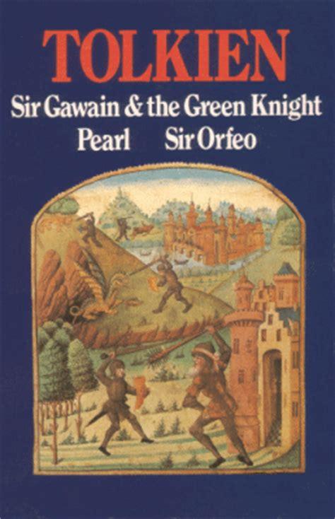 Pdf Gawain Green Pearl Orfeo by In