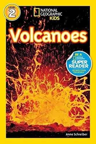 libro national geographic kids readers libro volcanoes national geographic readers nuevo 380 00 en mercado libre