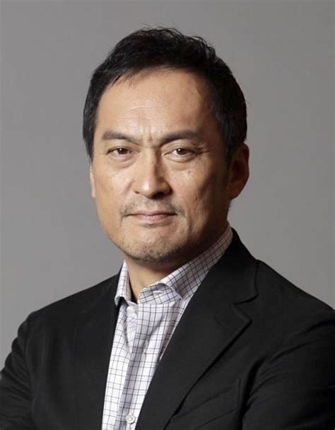 Staging Images by Actor Ken Watanabe Diagnosed With Early Stage Stomach