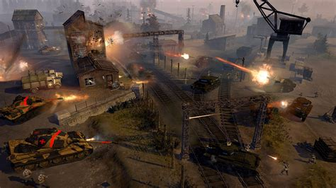 in the company of company of heroes 2 is changing a lot with its new british forces expansion sept 3 polygon