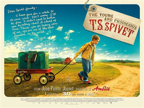 format film ts adalah the young and prodigious t s spivet 2013 unifrance films