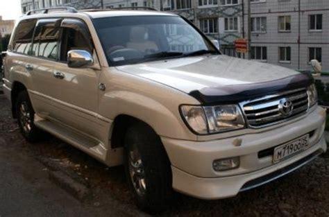 1999 Toyota Land Cruiser Used 1999 Toyota Land Cruiser Photos