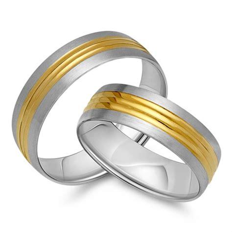 Eheringe 333er Gold by Eheringe 333er Gelb Weissgold Ehe0222 3s