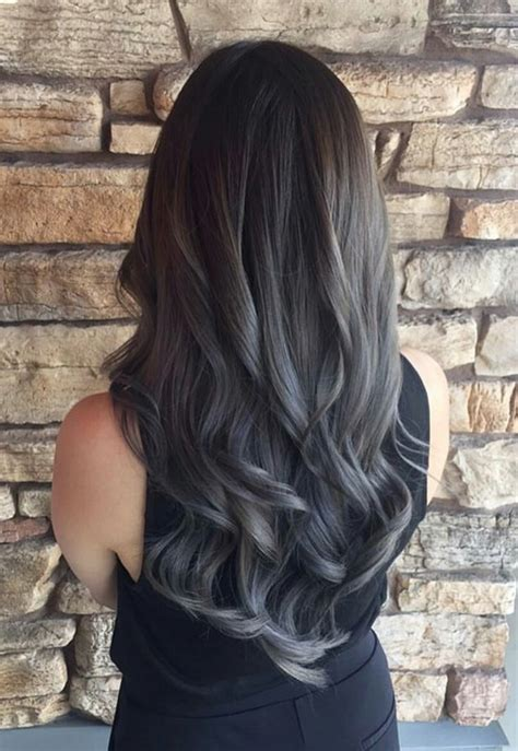 1000 ideas about grey ombre hair on pinterest grey