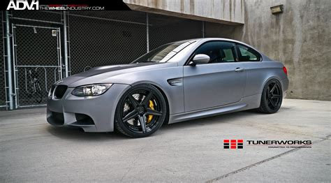 custom black bmw matte silver bmw e92 m3 adv5 m v2 sl gloss black wheels