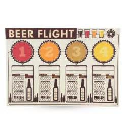Faucets On Sale Beer Tasting Party Placemats Pack Of 12