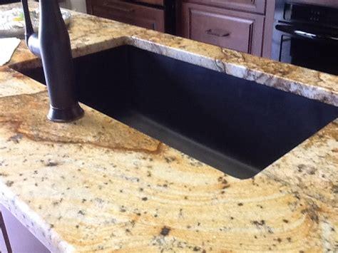 Rustic Granite Countertops by Golden Rustic Granite Kitchen Countertops Other