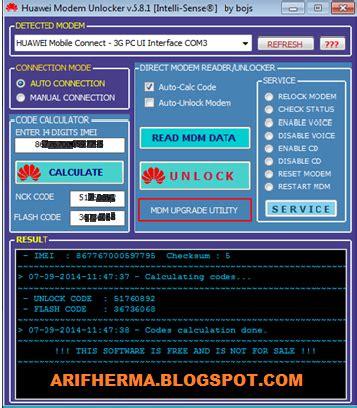 Modem Huawei E173 Bundling Xl cara unlock modem huawei e173 bundling xl house of hisyam