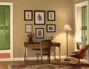 Home Office Colors by Home Office Paint Color Ideas Pictures To Pin On Pinterest