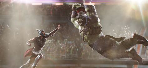 film thor sebelum ragnarok watch the thor vs hulk scene from thor ragnarok