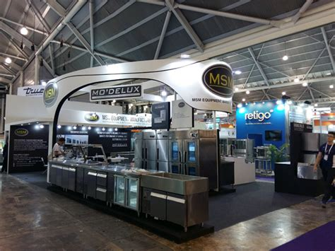 Kitchen Expo 2015 Malaysia Msm Manufacturer Of Gas Oem Kitchen