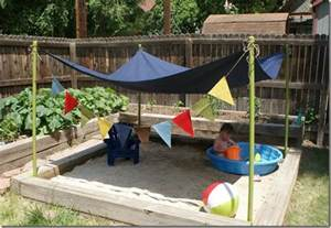 turning the backyard into a playground cool projects
