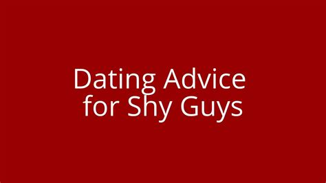 Dating Advice by The Revisited The Dynamics Of Dating