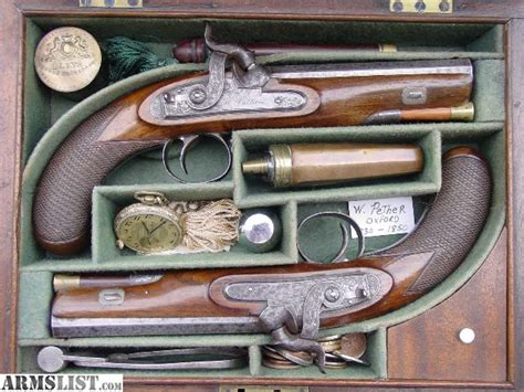 dueling pistol set armslist for sale dueling pistol boxed set