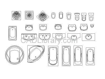 Pinterest The World S Catalog Of Ideas Toilet Template Autocad