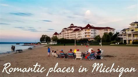 ideas for romantic weekend getaways and vacations 10 ideas for a romantic weekend getaways in michigan from