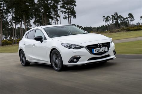 new mazda 3 mazda3 sport black special edition goes on sale with body
