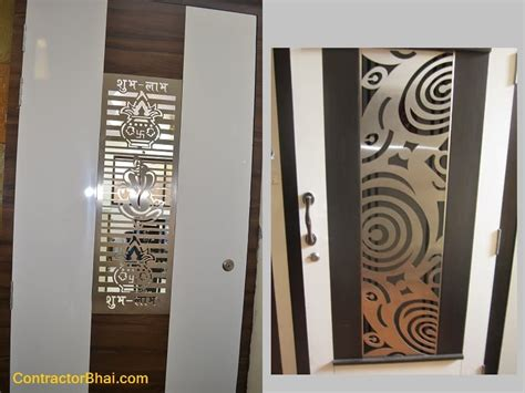 14 strongest safety door designs catalogue in india ss laser cut plates for doors contractorbhai