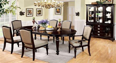 formal dining set harrington walnut formal dining set with
