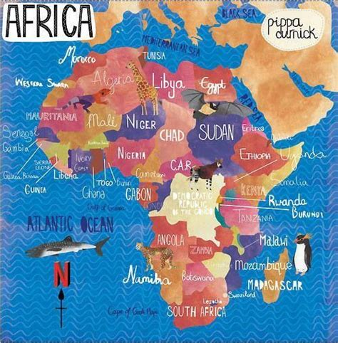 africa map song language geography and guinea bissau on