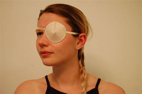 eye patch eye patch swirls soft and washable ebay