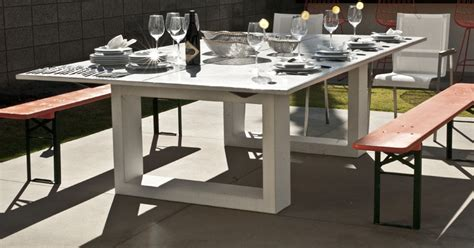 dewulf ping pong dining table