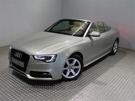 Audi A5 Lverbrauch by Audi A5 Cabriolet 2013