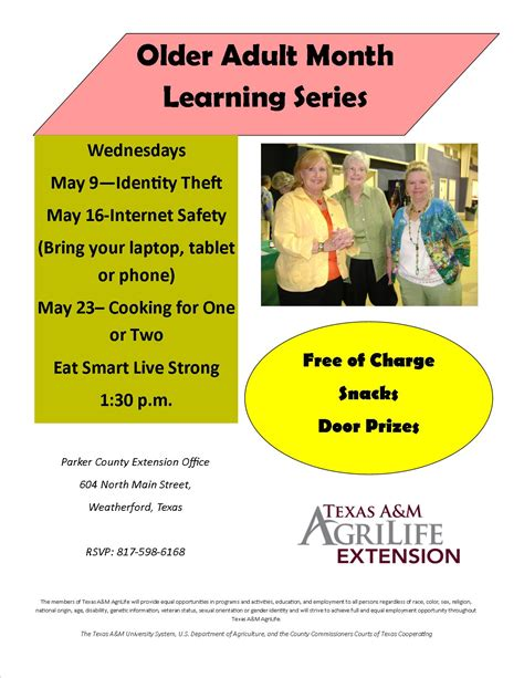 Learning Series month learning series