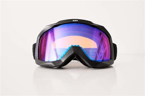 ski goggles fresh goggles classic ski goggle black freshgoggles